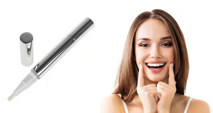 Smile Pen pentru albirea dintilor: un zâmbet alb de zăpadă în 30 de minute!