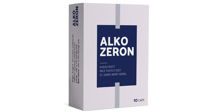 ALKOZERON: un produs eficient în lupta împotriva alcoolismului