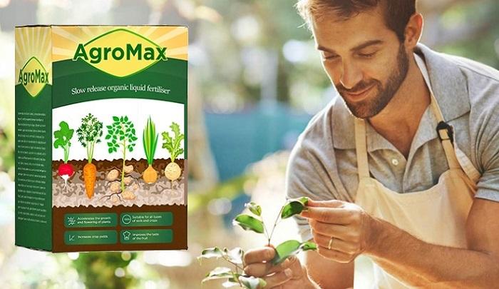 AGROMAX bio-reflecție: ingrășământ organic pentru accelerarea creșterii culturilor de grădină!