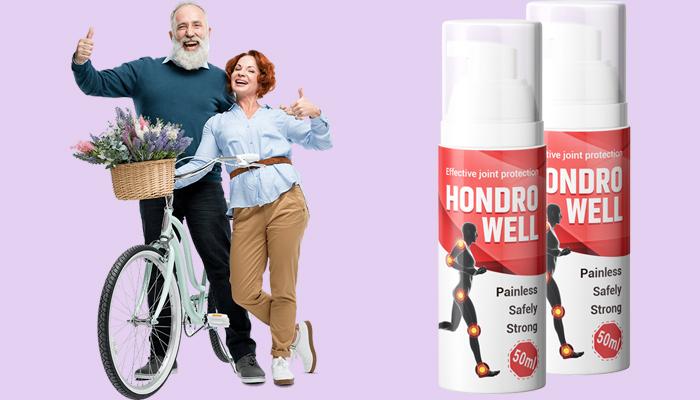Hondrowell pentru articulații: sensație în ortopedie și reumatologie