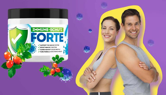 Immune Protect Forte: formula pentru imunitate puternică