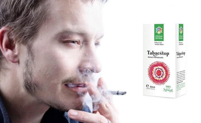 TABACSTOP de la fumat: scapa de dependenta fara efort!