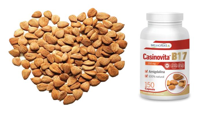 CASINOVITA B17 pentru imunitate si regenerare celulara: remediul cel mai cunoscut împotriva afectiunilor oncologice si regenerare celulara