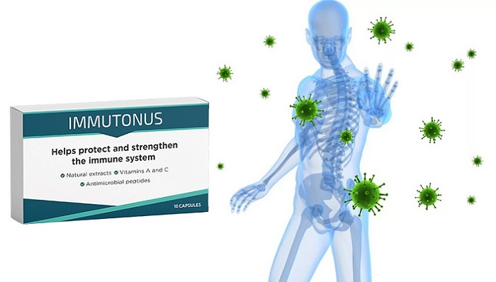 IMMUTONUS pentru a crește imunitatea: refacerea completă a imunitații în 30 de zile!