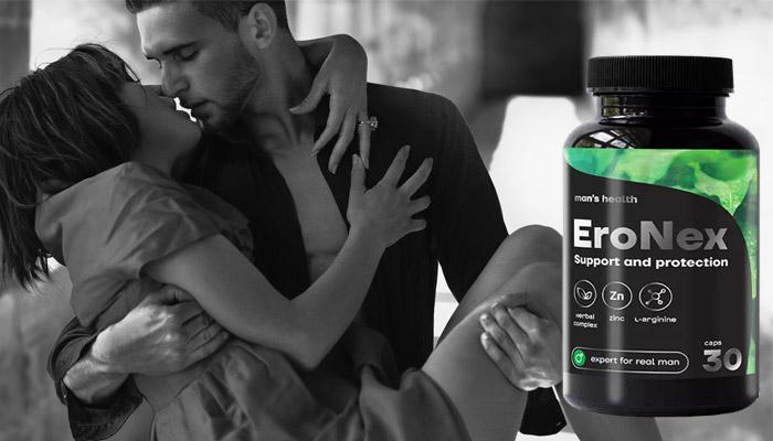 Eronex pentru potență: vă eliberează de disfuncția erectilă