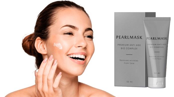 Pearl Mask pentru întinerire: pielea tânără în câteva minute!