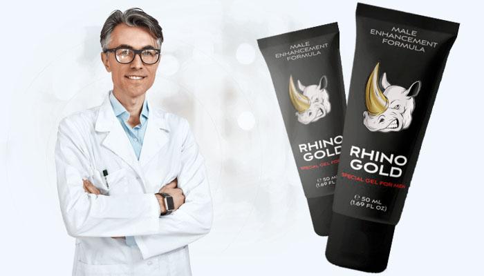 Rhino Gold Gel pentru mărirea penisului: cel mai bun mod de a cuceri o femeie