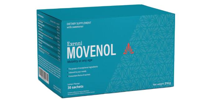 Movenol pentru întinerire: peste 28 de zile îți vei recupera eficiența fizică deplină fără durere și îți întinerești aspectul cu minim 15 ani