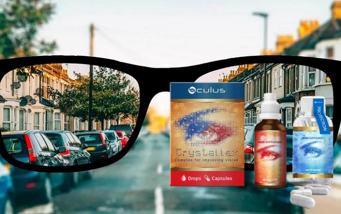 CRYSTALLEX pentru sănătatea ochilor: este timpul să vă restabiliți vederea!