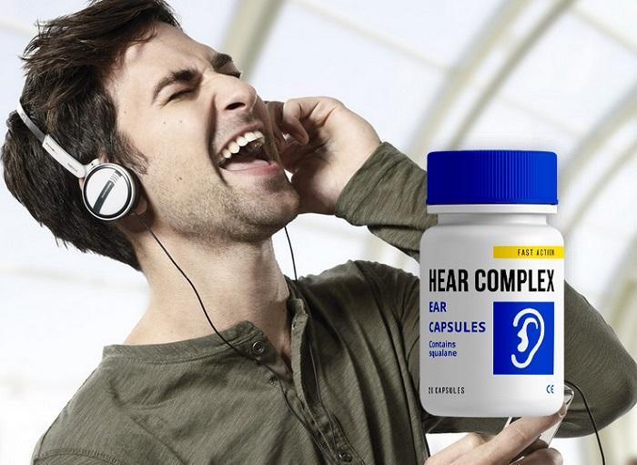 HEAR COMPLEX pentru a îmbunătăți auzul: previne surditatea si tratează problemele auditive în 4 săptămini!
