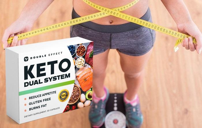 Keto Dual System pentru pierderea în greutate: pregătește-te pentru o pierdere rapidă în greutate!