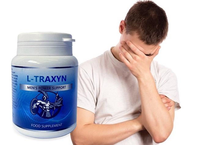 L-TRAXYN pentru potență: ăctivați o potență puternică la orice vârstă!
