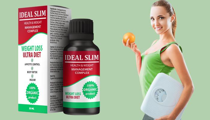 Ideal Slim pentru pierderea în greutate: arde rapid grăsimea