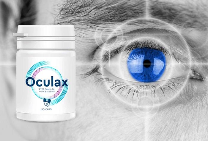 Oculax pentru a restabili vederea: opriți pierderea vederii și eliminați umflarea datorită formulei unice de Luteină - UF87!