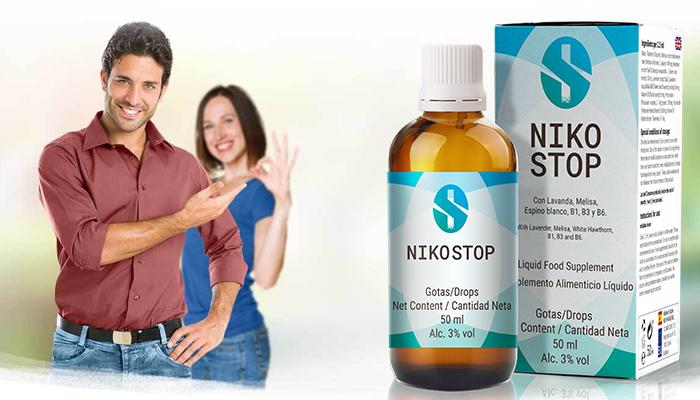 Nikostop împotriva fumatului: picături pentru renunțarea ușoară a fumatului