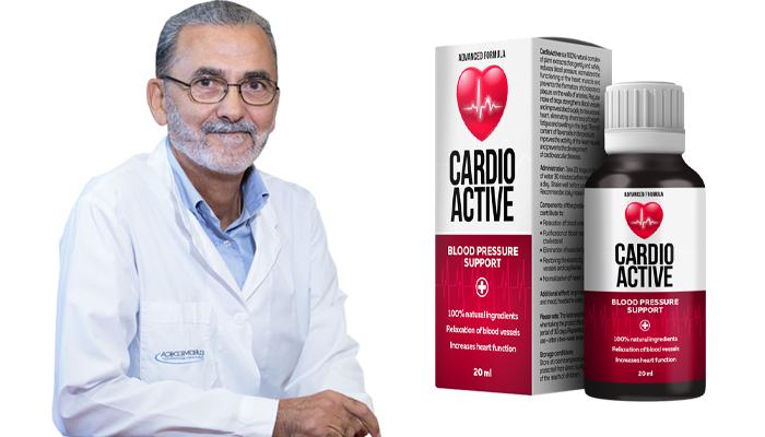CardioActive împotriva hipertensiunii: normalizează tensiunea arterială și bunăstarea de la prima administrare!