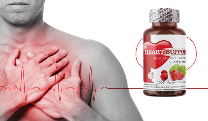 Heart Support din hipertensiune arterială: scapă de riscul de accident vascular cerebral și atac de cord!