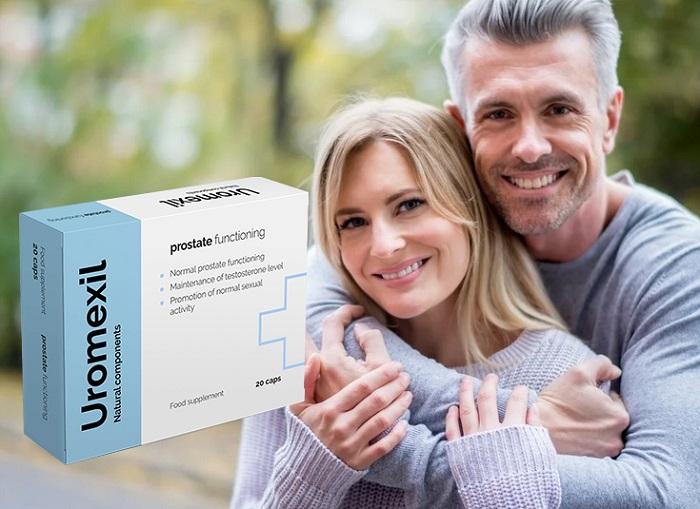 Uromexil din prostatită: eliminarea semnelor de prostatită fără a părăsi zona de confort!