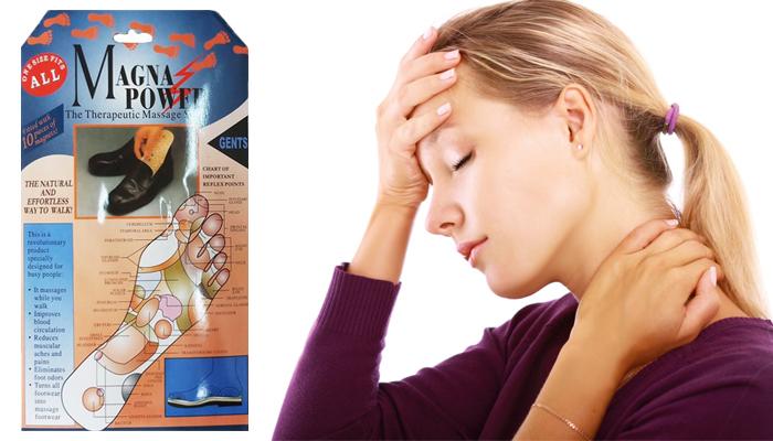 Magna Power împotriva durerii: durerea trece în 11 minute!