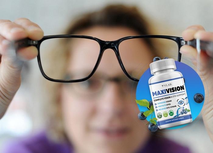 MAXI VISION pentru a restabili viziunea: cel mai bun restaurator natural al vederii și sănătății ochilor pentru ziua de azi!
