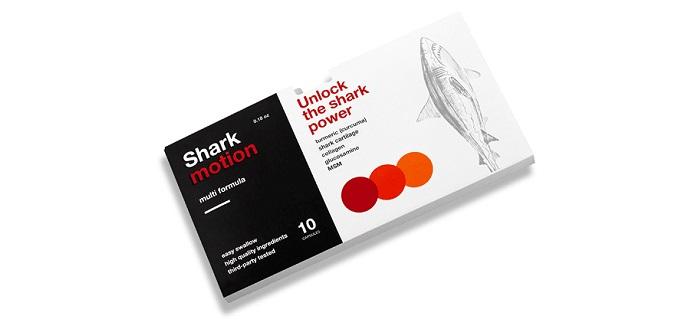 Shark Motion pentru articulații: viață fără boli!