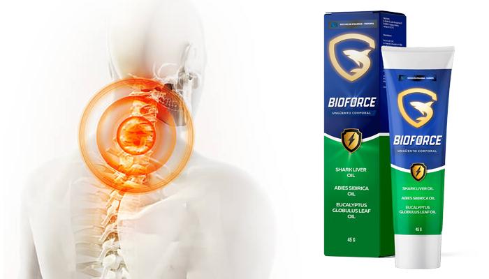 Bioforce pentru articulații: scăpați de durerile articulare!