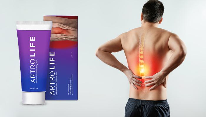 Artrolife pentru articulații: te scapă de durerea în articulații pentru totdeauna în 10 zile!