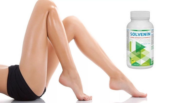 Solvenin din vene varicoase: deja astăzi vă puteți bucura de picioare frumoase, fără vene varicoase!